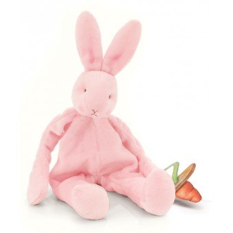 Blossom's Silly Bunny Buddy  - Pink