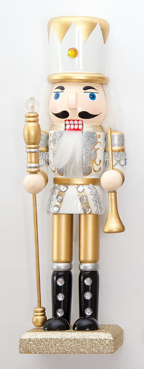 Nutcracker - White
