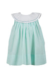 Mint Magnolia Dress