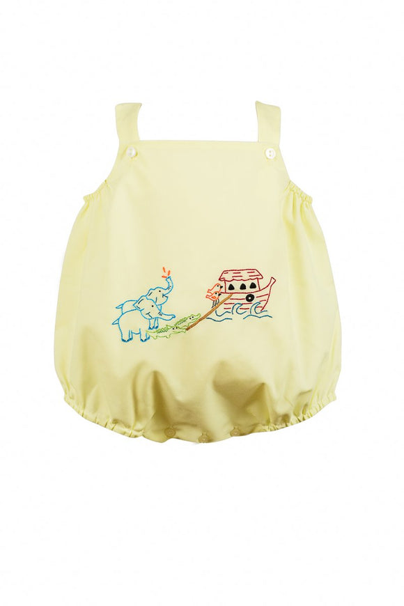 Noah's Ark Sunsuit
