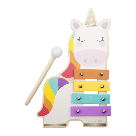 Mini Xylophone - Unicorn