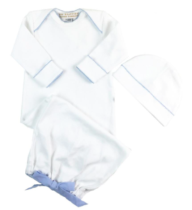 Darling Debut Set- Worth Avenue White & Buckhead Blue