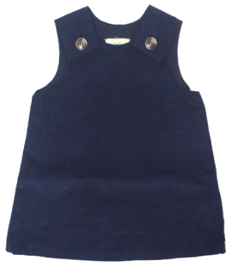 Juliet Jumper- Nantucket Navy Corduroy