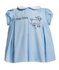 Baa Baa Black Sheep Dress