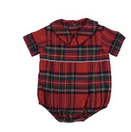 Bradford Bubble - Society Prep Plaid