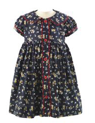 Primrose Button-Front Dress & Bloomers