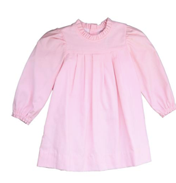 Sophia Dress - Light Pink Corduroy