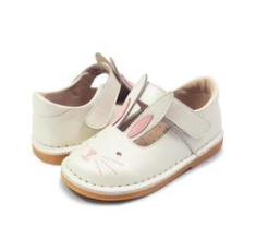 Molly Shoe - White Pearl