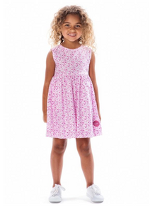 Heartbreaker Pinny Dress & Bloomers Set