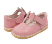 Molly Shoe - Soft Pink