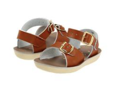 Sun San Salt Water Sandal Surfer - Tan