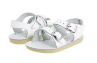 Sun San Salt Water Sandal Sea Wee - White
