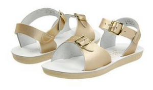 Sun San Salt Water Sandal Surfer - Gold