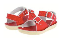 Sun San Salt Water Sandal Surfer - Red