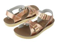 Sun San Salt Water Sandal Surfer - Rose Gold