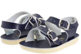 Sun San Salt Water Sandal Sea Wee - Navy