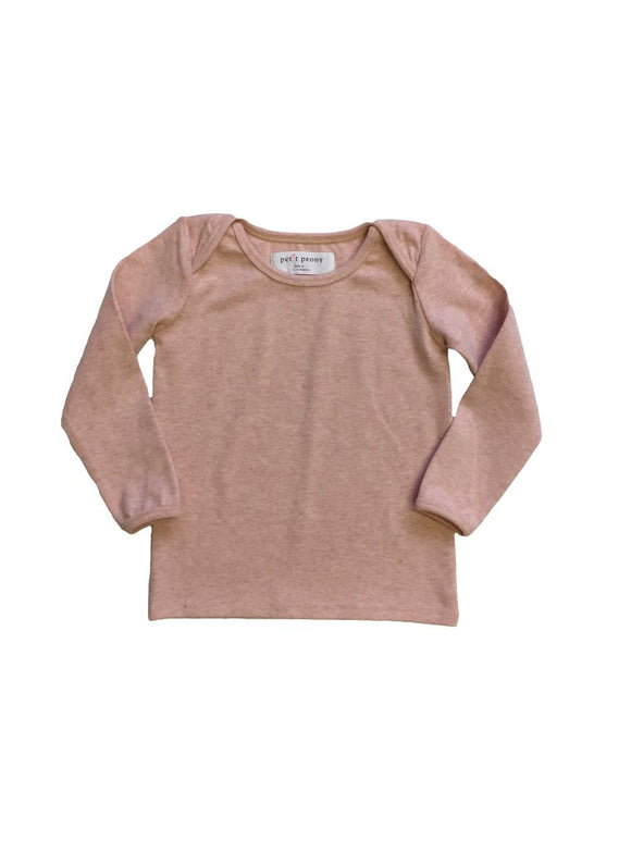 Long Sleeve Shirt - Blush