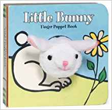 Little Bunny Finger Puppet Book