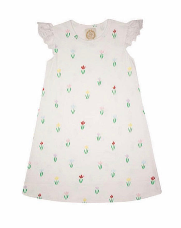 Polly Play Dress - Travilah Tulips