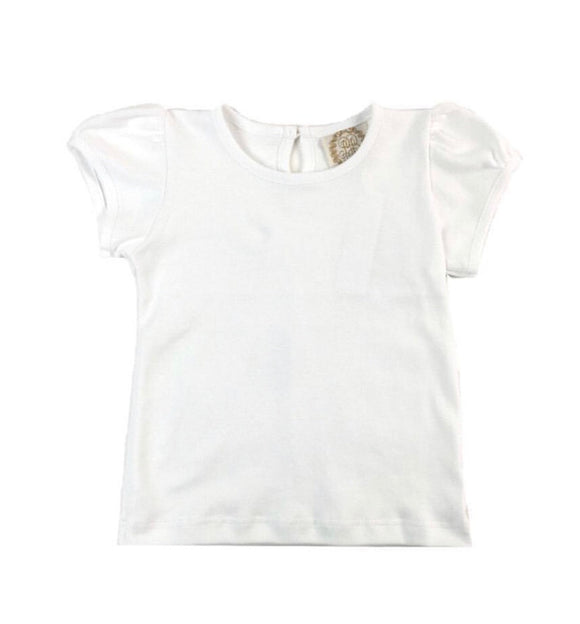 Penny's Play Shirt - Worth Avenue White