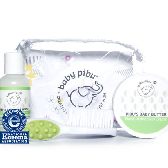 Baby Pibu's Daily Care Travel Gift Set