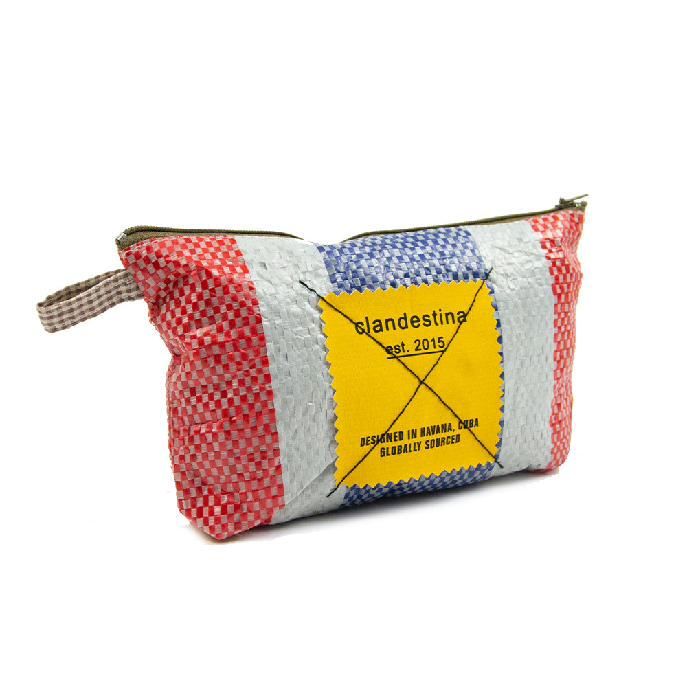Recycled Nylon Pouches