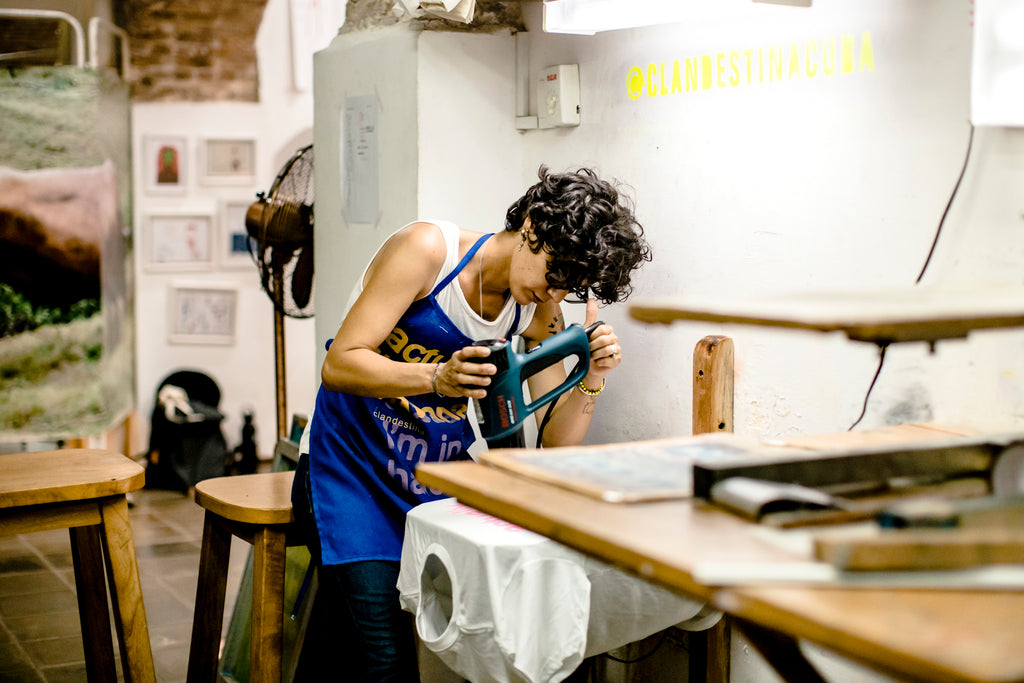 Clandestina Workshop