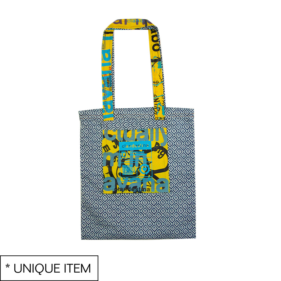 Abuela Recycled Tote Bag