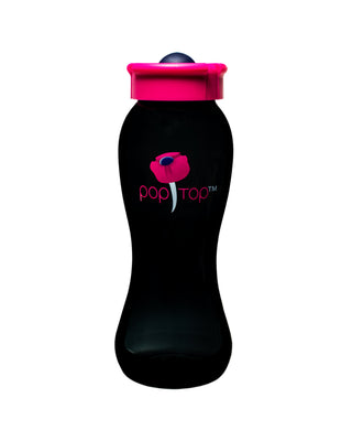 Pink Pop Top Bottle