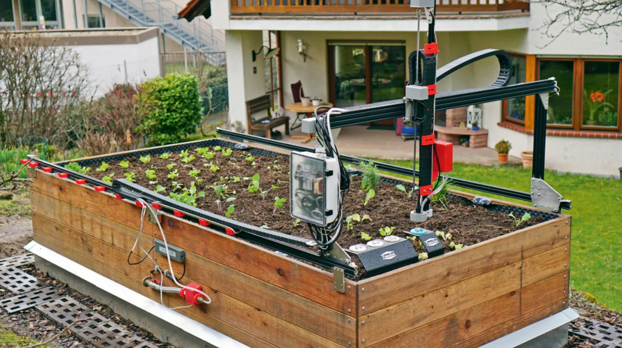 FarmBot Featured in Heise Online