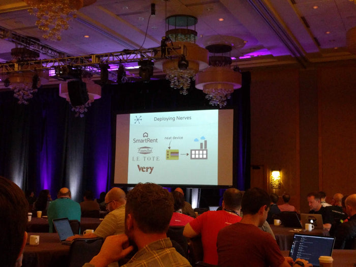 FarmBot at ElixirConf 2018