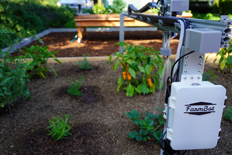 FarmBot | Open-Source CNC Farming