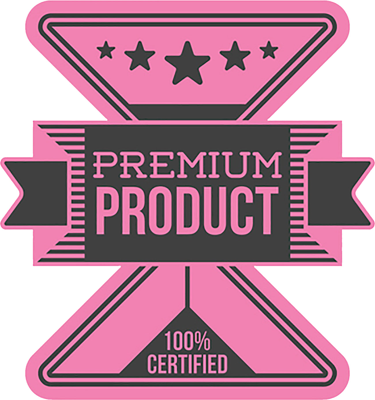 Cool Vintage Neon Premium High Quality Product Icon Logo #9 Vinyl Decal Sticker