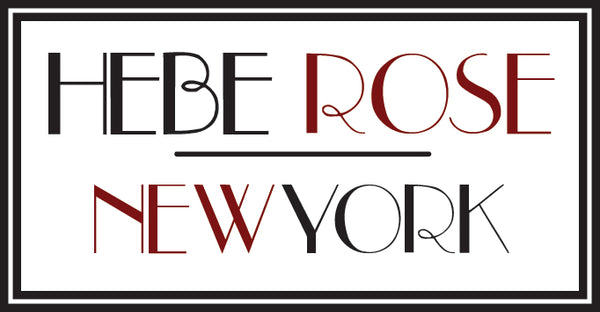 Hebe Rose New York Stickers