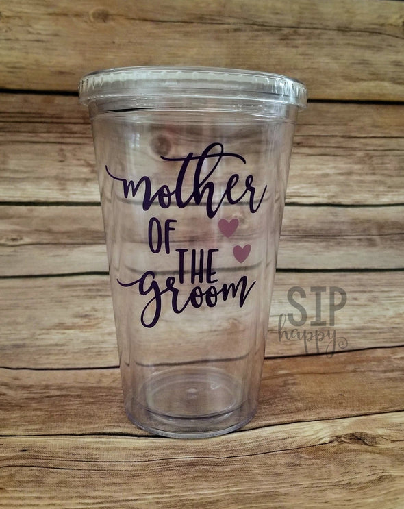 Mother of the Groom Tumbler
