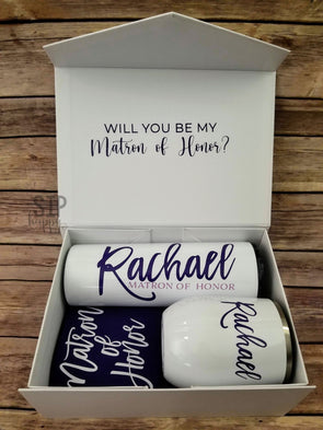 Deluxe Bridesmaid Proposal Box