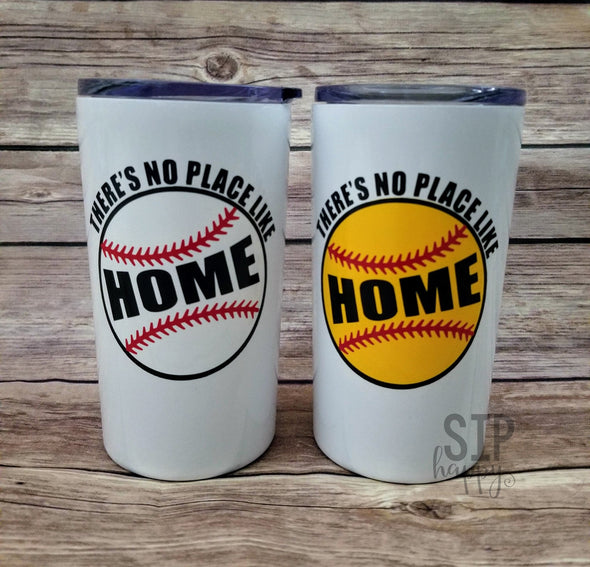 There's No Place Like Home Kid's Stainless Steel Tumbler