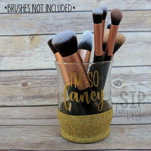 I'm So Fancy Makeup Brush Holder