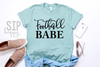 Football Babe Unisex Shirt