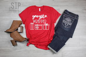 Gangsta Wrapper Unisex Shirt