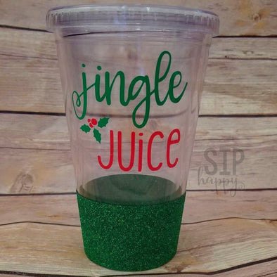 Jingle Juice Tumbler
