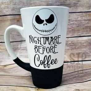Nightmare Before Coffee Coffee Mug