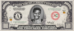 Kiva Borrower: Collect the Alice_from_from_Uganda 1,000 JobCoin Note