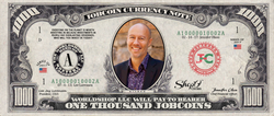 Worldreader Leader:  Collect the David Risher 1,000 JobCoin™ Note