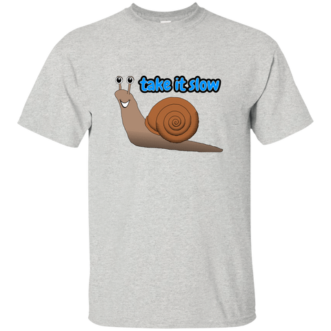 Take It Slow Snail