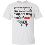 If we're not supposed to eat animals...