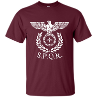 Roman Emblem SPQR (light)