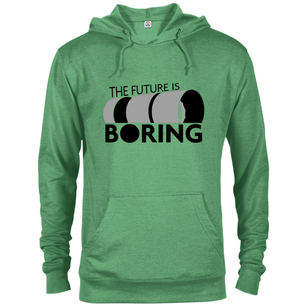 The Future is Boring Hoodie