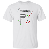 Tree(3) Funny Maths T-Shirt
