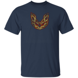 Fire Bird Flaming Phoenix T-Shirt